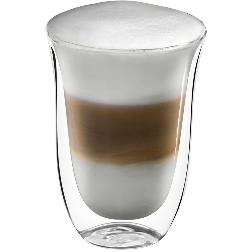 Набор стаканов DELONGHI Latte Macchiato Предназначение кофе