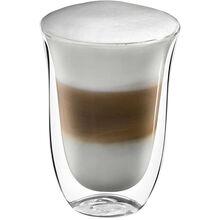 Набор стаканов DELONGHI Latte Macchiato