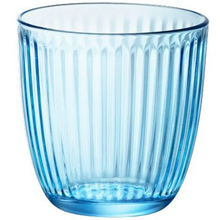 Набор стаканов BORMIOLI ROCCO Line 6x290 мл Lively Blue (580502VNA021990)