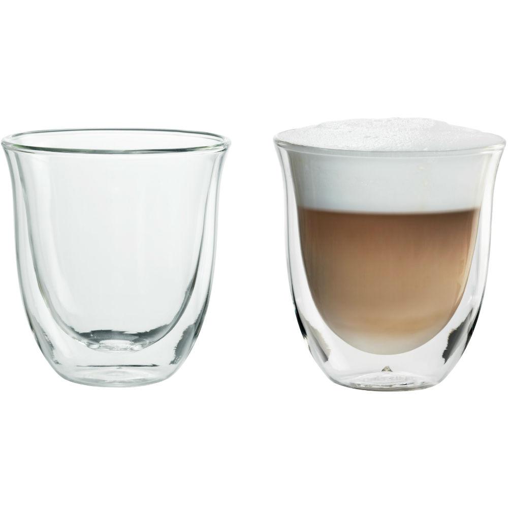 Стакан DELONGHI SET 6 GLASSES-CAPPUCCINO 190ML (5513296661) Предназначение кофе