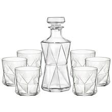 Набор для виски BORMIOLI ROCCO Cassiopea (234525S01021990)