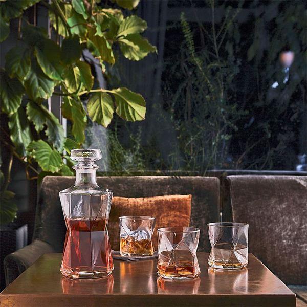 Набор для виски BORMIOLI ROCCO Cassiopea (234525S01021990) Предназначение виски