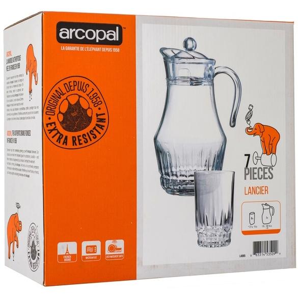 Набор для напитков ARCOPAL LANCIER (L4985) Тип набор