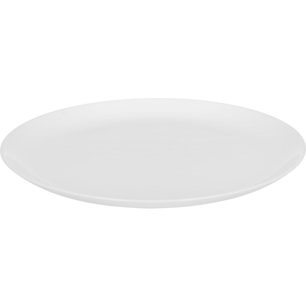 Сервиз LUMINARC DIWALI BLACK & WHITE 19 пр. (P4360) Комплектация тарелка столовая мелкая