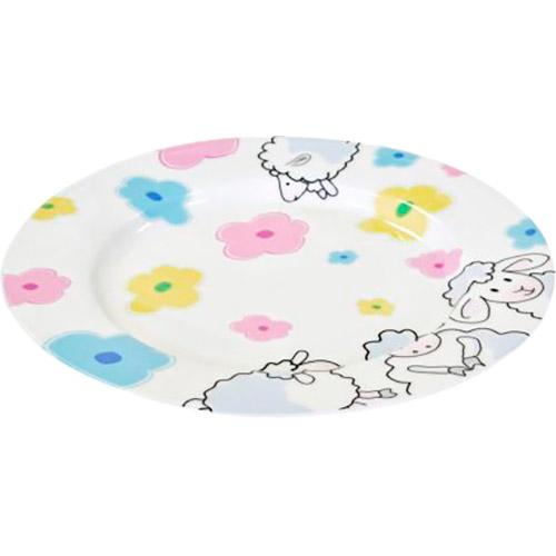 Сервиз KRAUFF Funny Sheep 3 пр + детская сказка (21-244-041) Комплектация тарелка столовая мелкая