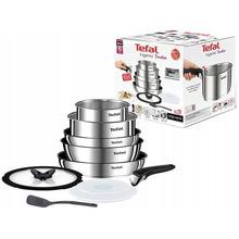 Набор посуды TEFAL Emotion Ingenio 10 пр (L925SA14 )