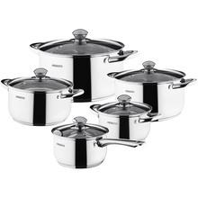 Набор посуды ARDESTO Gemini Gourmet Varese 10 пр (AR1910PS)