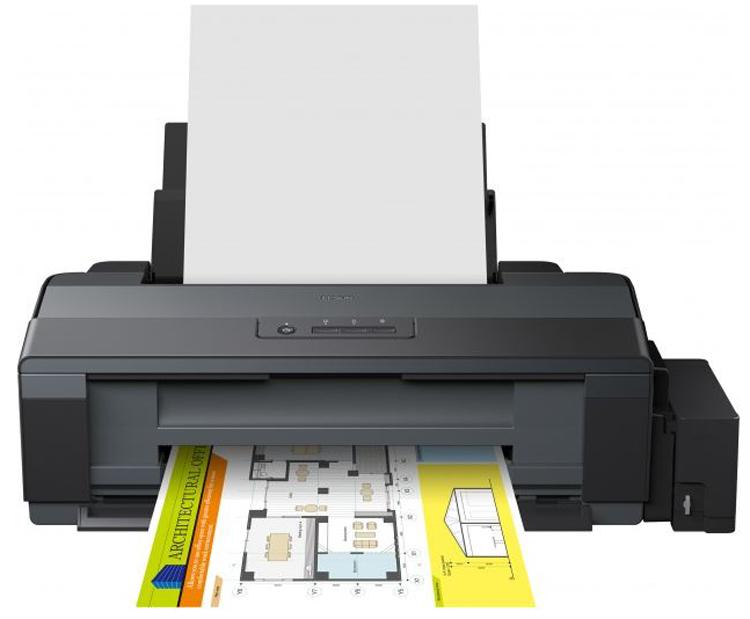 Принтер струйный EPSON L1300 (C11CD81402) Технология печати струйная