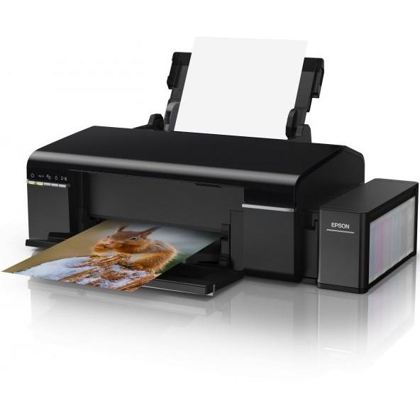Принтер струйный EPSON L805 (C11CE86403) Технология печати струйная