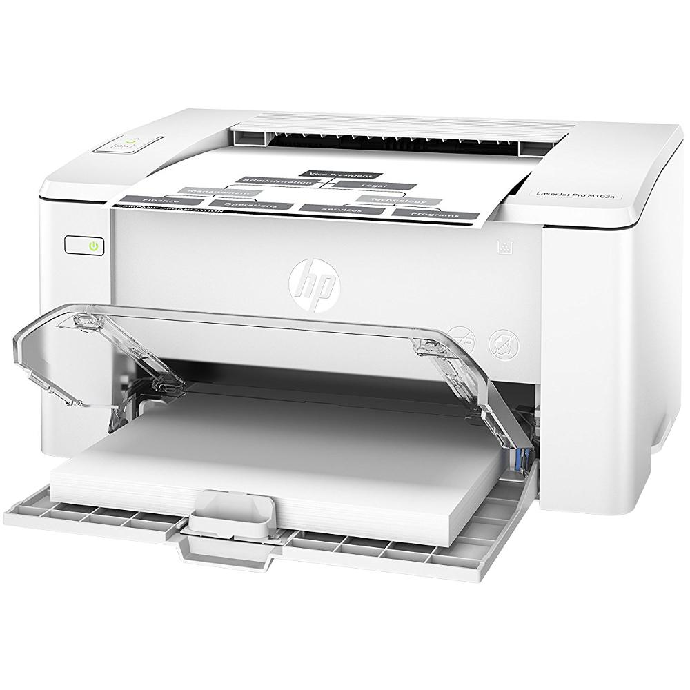 Принтер лазерный HP LJ Pro M102a (G3Q34A) Технология печати лазерная