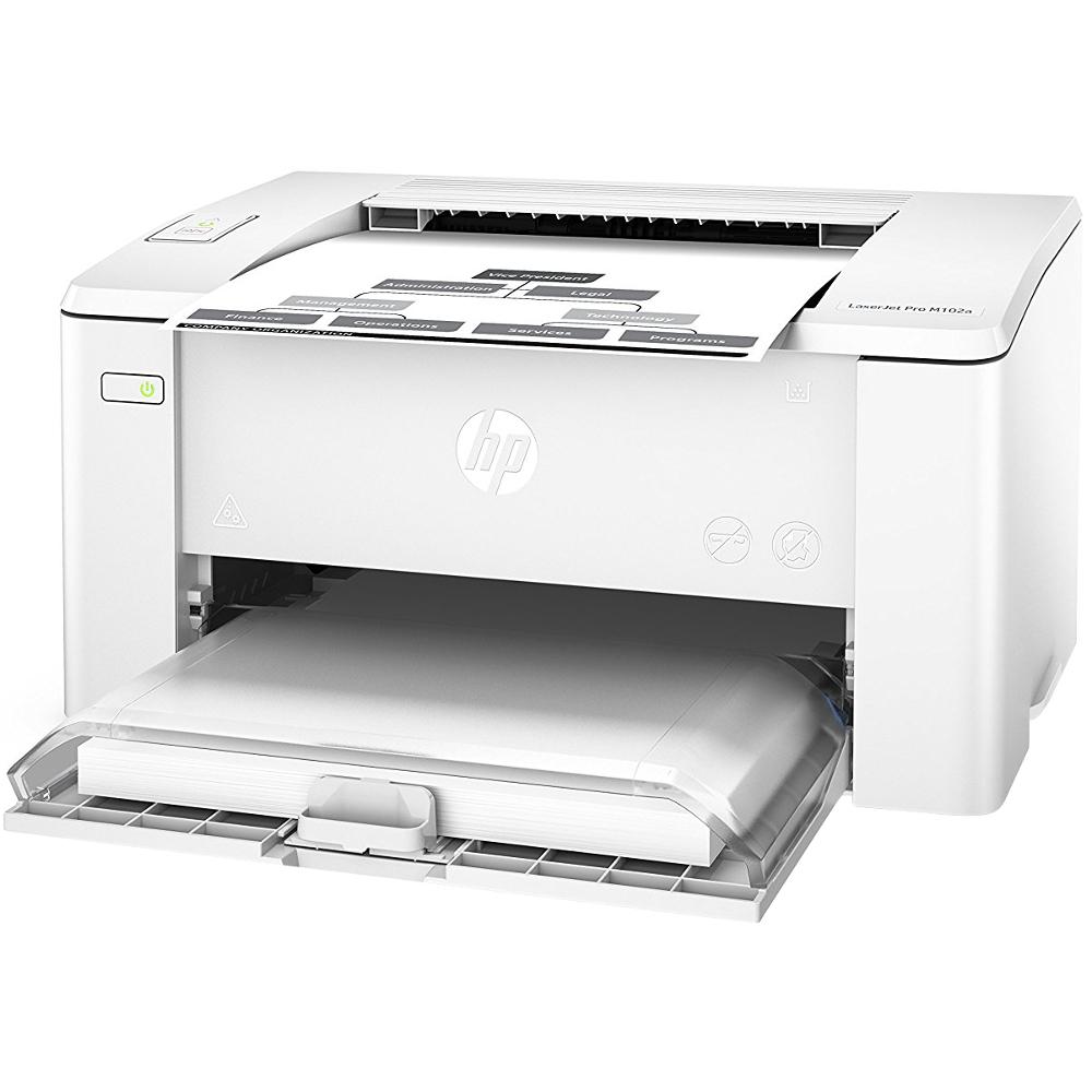 Принтер лазерный HP LJ Pro M102a (G3Q34A) Тип печати монохромная