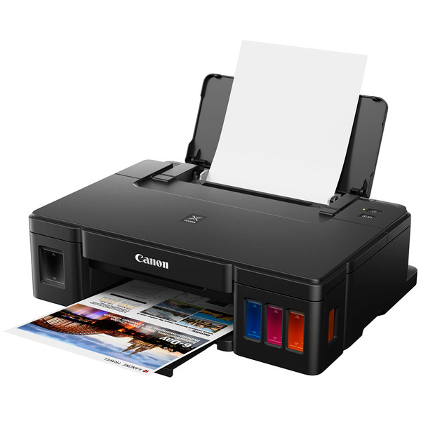 Принтер струйный CANON PIXMA G1411 (2314C025AA) Разрешение печати 4800 х 1200