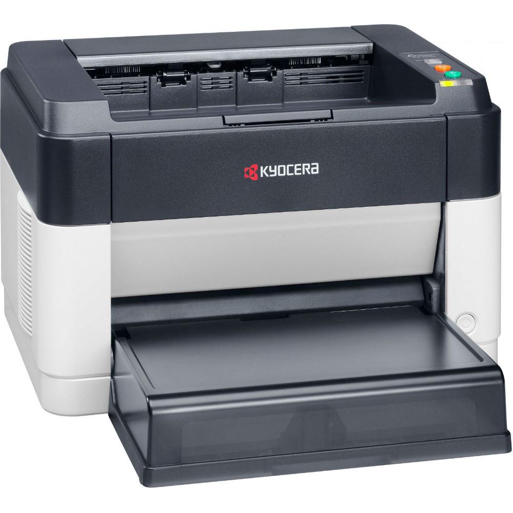 Принтер лазерный KYOCERA ECOSYS FS-1040 (1102M23RUV) Разрешение печати 600 x 600