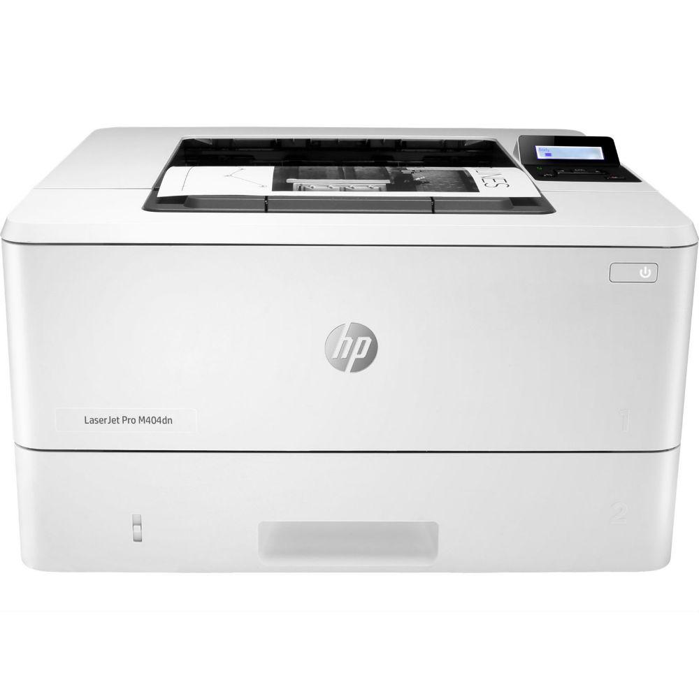 Принтер лазерный HP LJ Pro M404dn (W1A53A)