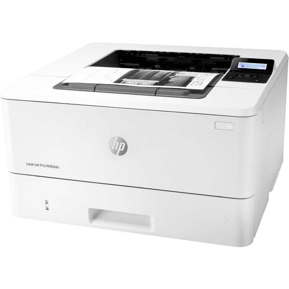 Принтер лазерный HP LJ Pro M404dn (W1A53A) Технология печати лазерная