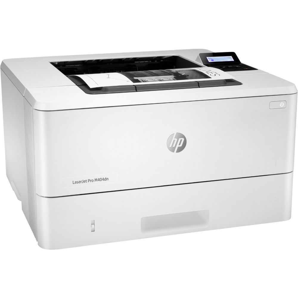 Принтер лазерный HP LJ Pro M404dn (W1A53A) Тип печати монохромная