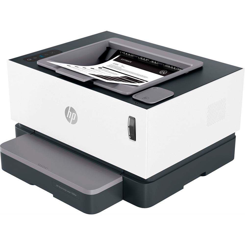 Принтер лазерный HP Neverstop LJ 1000w Wi-Fi (4RY23A) Технология печати лазерная