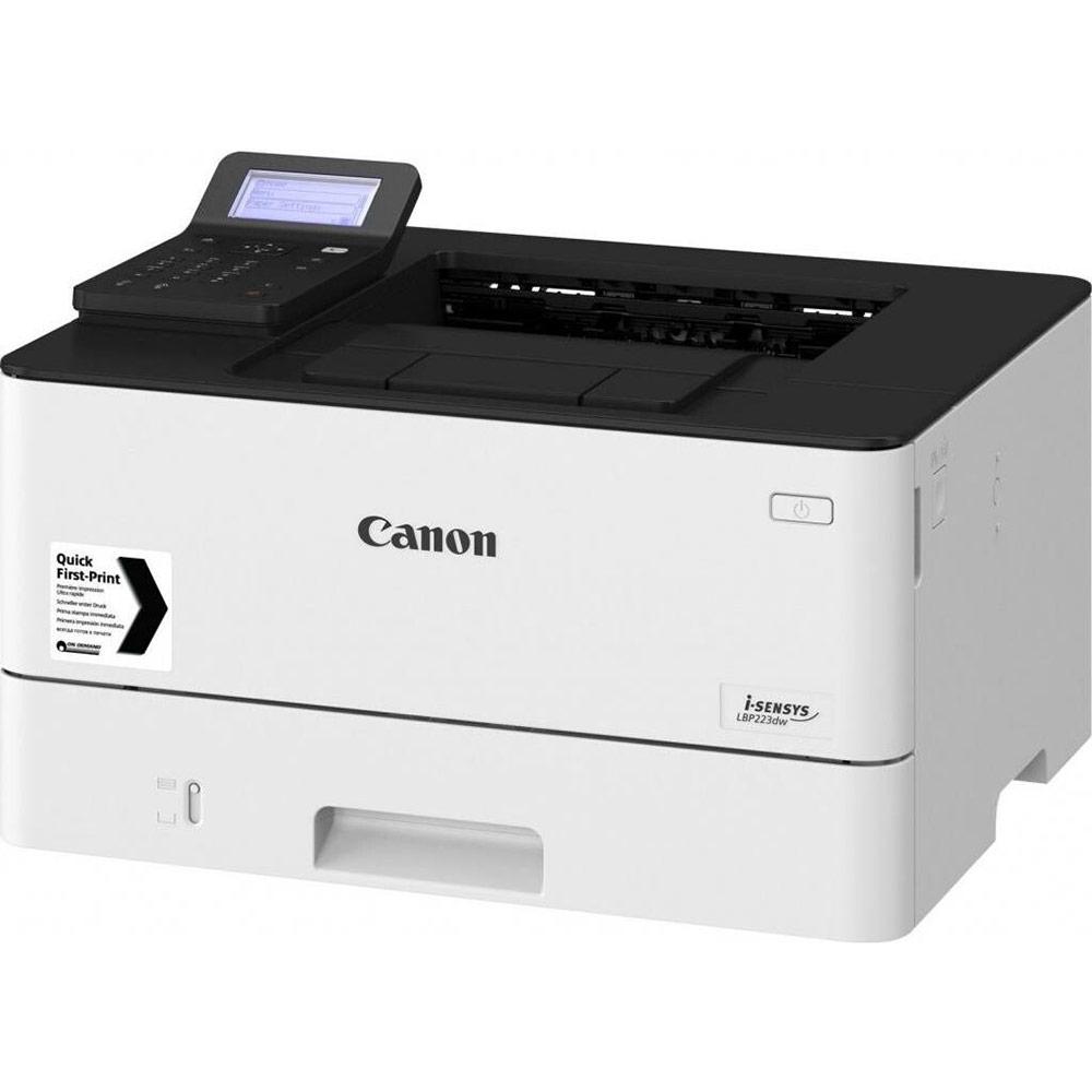 Принтер лазерный CANON i-SENSYS LBP223DW (3516C008AA) Технология печати лазерная