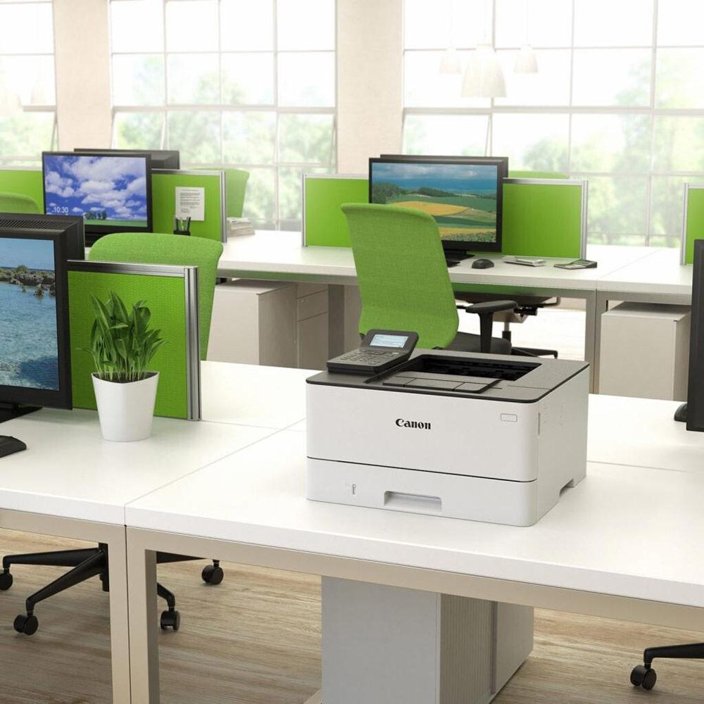 Принтер лазерный CANON i-SENSYS LBP223DW (3516C008AA) Тип печати монохромная