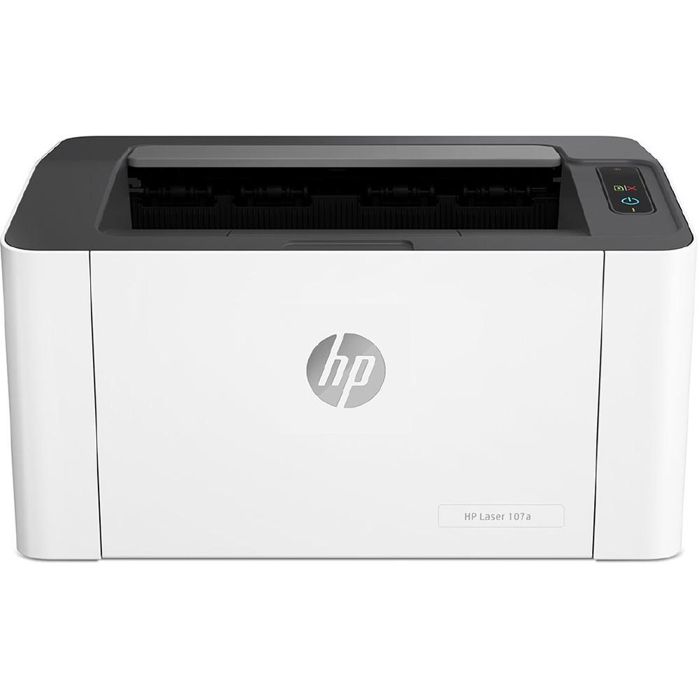 Принтер лазерный HP Laser 107a (4ZB77A)