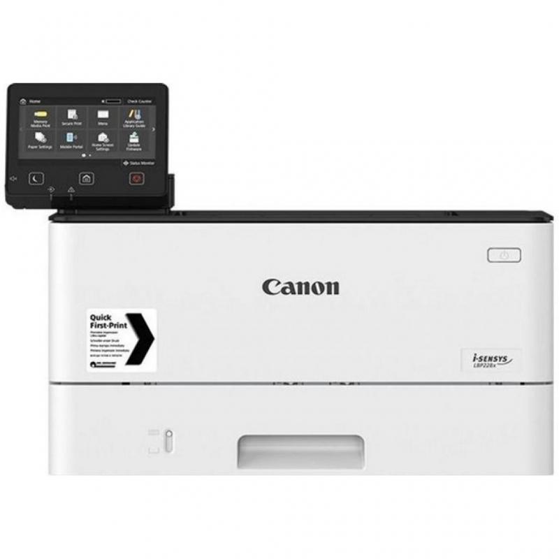Принтер лазерный CANON i-SENSYS LBP228x c Wi-Fi (3516C006)