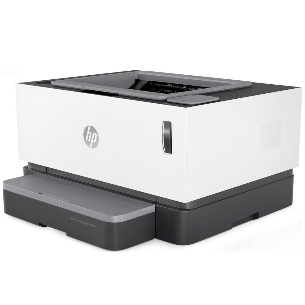 Принтер HP Neverstop LJ 1000n (5HG74A) Тип печати монохромная
