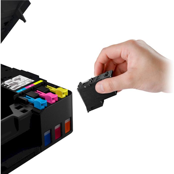Принтер CANON PIXMA G1420 Разрешение печати 4800 х 1200