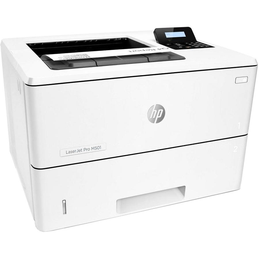 Принтер лазерный HP LaserJet Pro M501dn Технология печати лазерная