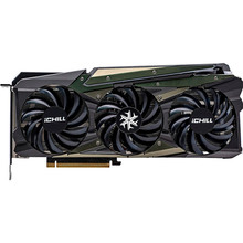 Видеокарта INNO3D GeForce RTX3080 Ti iChill X4 12GB 384bit 1710/19000MHz (C308T4-126XX-1810VA36)