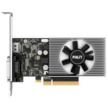Видеокарта PALIT GT1030 2048M DDR4 64B DVI HDMI