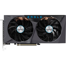 Видеокарта GIGABYTE GeForce RTX3060 Ti 8G GDDR6 EAGLE OC LHR (GV-N306TEAGLEOC-8GD2.0)