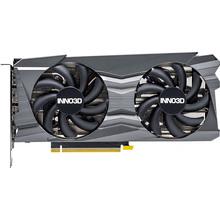 Відеокарта INNO3D GeForce RTX3060 Twin X2 12GB 192bit GDDR6 (N30602-12D6-119032AH)