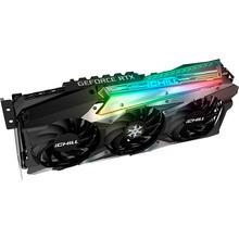 Видеокарта INNO3D GeForce RTX3080 iChill X3 LHR 10GB GDDR6X 320bit (C30803-106XX-1810VA37H)