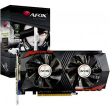 Видеокарта AFOX GeForce GTX750Ti 2GB GDDR5 128Bit (AF750TI-2048D5)