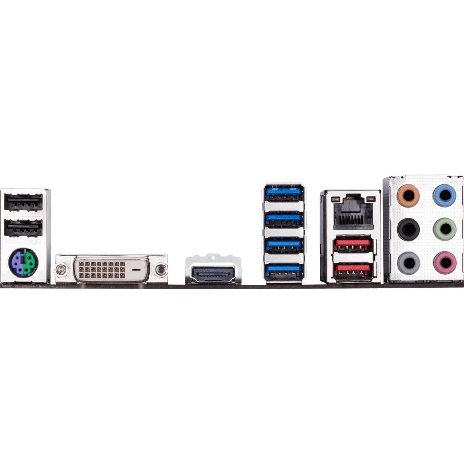 Материнская плата GIGABYTE B450 AORUS M Поддерживаемые процессоры Ryzen 1-го и 2-го поколений / Ryzen с графикой Radeon Vega