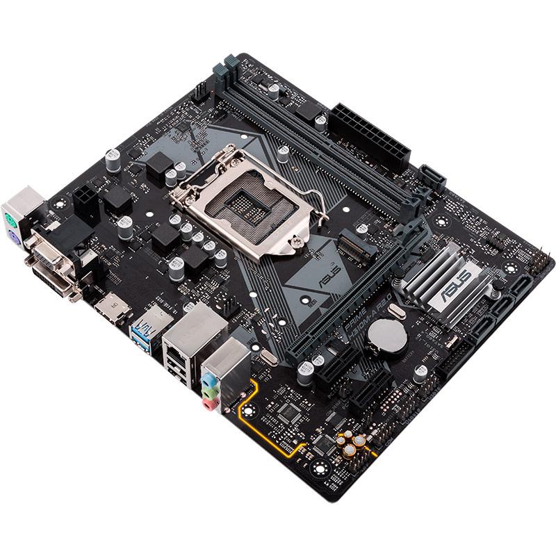 Материнская плата ASUS PRIME H310M-R R2.0 Назначение для настольного компьютера