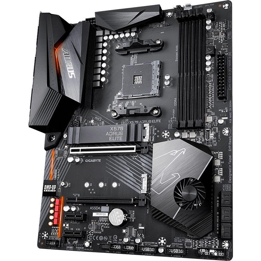 GIGABYTE X570 AORUS ELITE sAM4 Сокет AMD AM4