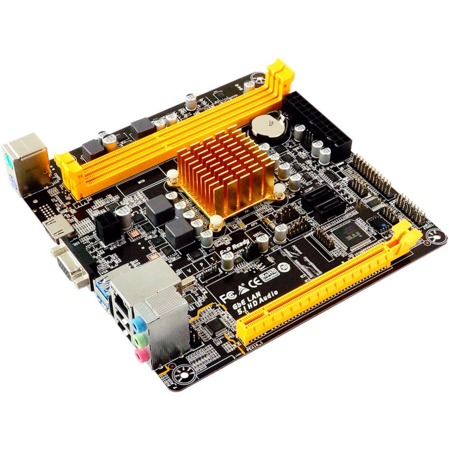 Материнская плата BIOSTAR A68N-2100E Назначение для настольного компьютера