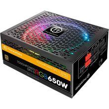Блок питания THERMALTAKE 650W Toughpower DPS G RGB (PS-TPG-0650DPCGEU-G)