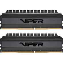 Модуль пам'яті PATRIOT Viper Blackout DDR4 8GBx2 3000Mhz (PVB416G300C6K)