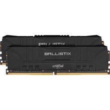 Модуль памяти MICRON CRUCIAL Ballistix DDR4 2x16Gb 3200Mhz Black (BL2K16G32C16U4B)