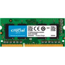Модуль пам'яті MICRON Crucial DDR3 8GB 1600Mhz SO-DIMM для Mac (CT8G3S160BM)