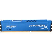 Модуль пам'яті HyperX OC DDR3 8Gb 1600Mhz Fury Blue (HX316C10F/8)