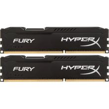Набір HyperX OC KIT DDR3 2x8Gb 1866Mhz CL10 Black Fury (HX318C10FBK2/16)