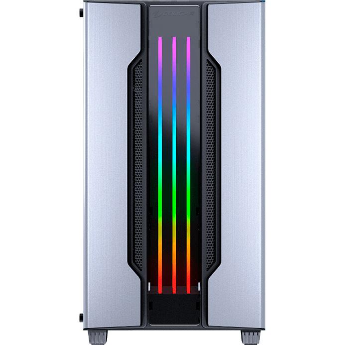 Корпус COUGAR Gemini M Silver Назначение для настольного компьютера