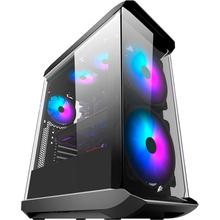 Корпус 1STPLAYER X8 RGB LED Black