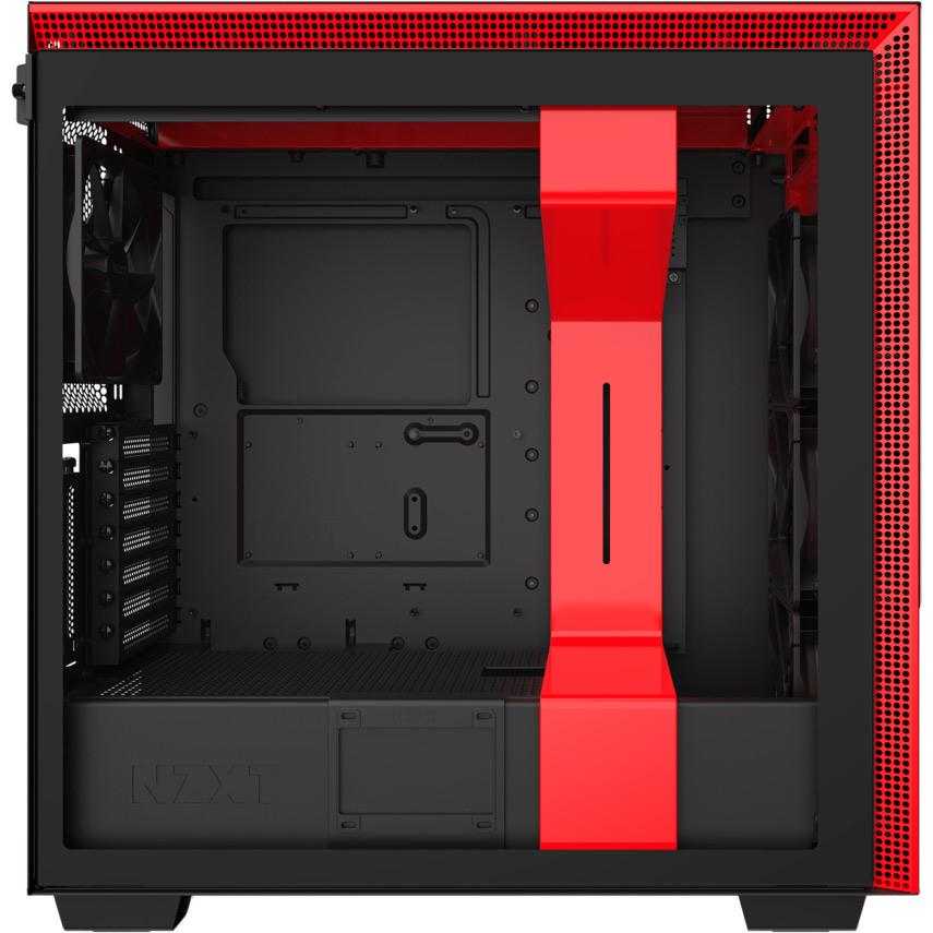 Корпус NZXT H710i Black/Red Тип Midi-Tower