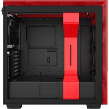 Корпус NZXT H710i Black/Red