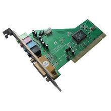 Звукова карта ATCOM C-media 8738 PCI sound card 4CH