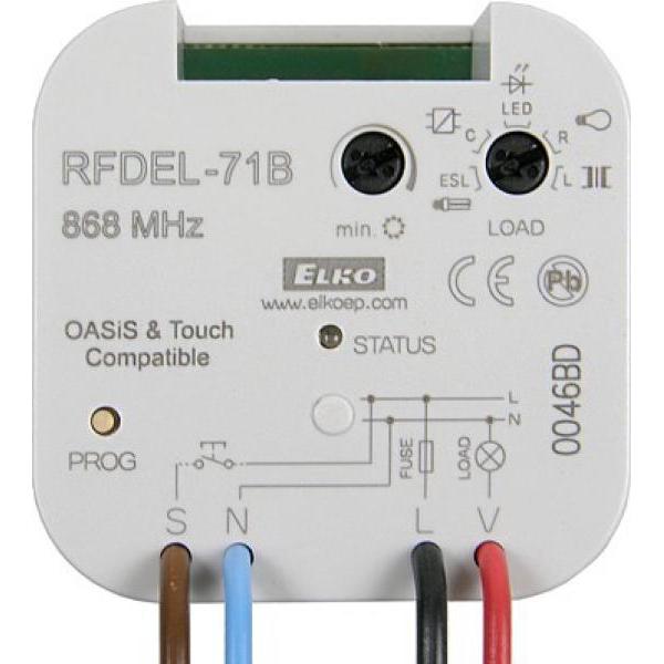Диммирующий элемент ELKO EP S.R.O RFDEL-71B